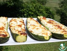 Кабачки с яйцом и сыром Healthy Lasagna, Zucchini Lasagna, Zucchini Noodles, How To Cook Zucchini, Cookery Books, French Dip, Chicken Eggs, Turkish Recipes, Tasty Dishes