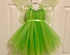 Hecho a mano Tinker bell traje de Tinkerbell por LydiaCosplay
