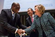 """UN Official found dead was set to testify against Hillary Clinton same day. """"BARBELL FELL ON HIS…"""