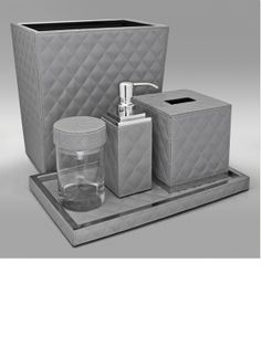 Bathroom Accessories High End beautiful luxury designer bathroom set from instyle-decor