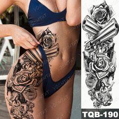 Tattoo Arm Mann, Tattoo Femeninos, Real Tattoo, Dope Tattoos, Skull Tattoos, Tatoos, Guy Tattoos, Gangster Tattoos, Mens Tattoos