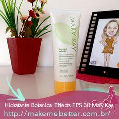 Post Novo Meninas! <3  http://makemebetter.com.br/hidratante-botanical-effects-fps-30-mary-kay-resenha/