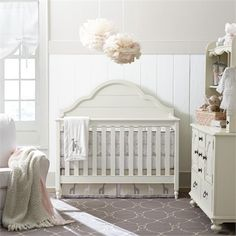 The Ella Grow with Me Convertible Crib is the perfect piece of furniture for your child!