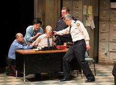 Accidental Death of an anarchist production photos - Google Search