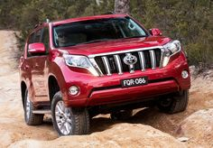 Toyota Prado gets 2016 update including new diesel engine. Refreshed Toyota Prado arrives for 2016 - a new diesel engine headlines the changes being introdu Toyota 4, Toyota Celica, Toyota Supra, Toyota Land Cruiser Diesel, Toyota Land Cruiser Prado, Jeep Cars, Latest Cars, Diesel Engine, Luxury Cars