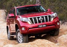 Refreshed Toyota Prado arrives for 2016 http://behindthewheel.com.au/refreshed-toyota-prado-arrives-for-2016/