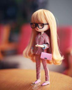 핑크색 수트 😍👍🏻👍🏻👍🏻 # doll # dollstagram # dollphotography # jerryberrydoll # jerryberrys # jerryberry # 제리 베리