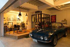 Garage Loft, Dream Garage, Car Garage, Carport Designs, Garage Design, House Design, Style At Home, Lofts, Man Cave And Workshop