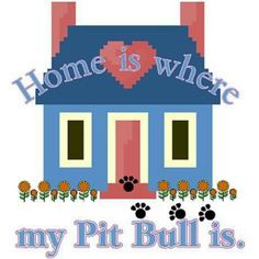 I would go any where to be with my bullies!!!!