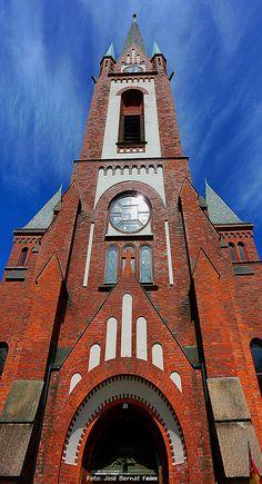 Sandefjord Kirke, Noorwegen