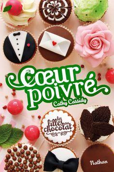 Cathy CASSIDY - Les filles au chocolat 5.75 Cœur poivré