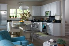 Interiors by Rock Kauffman Design I Architecture by Sears Architects I BDR Custom Homes I Photography by James Yochum