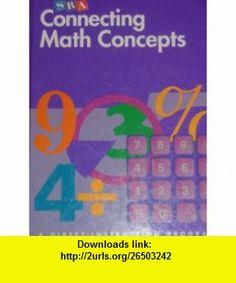 Connecting Math Concepts - Textbook - Level E (9780026846936) Siegfried Engelmann , ISBN-10: 0026846934 , ISBN-13: 978-0026846936 , , tutorials , pdf , ebook , torrent , downloads , rapidshare , filesonic , hotfile , megaupload , fileserve
