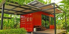 Montainer Shipping Container Homes