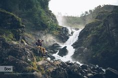 Latefossen Norway Submission for the photos of photogs contest. Pictured below is my talented friend Dylan Furst.