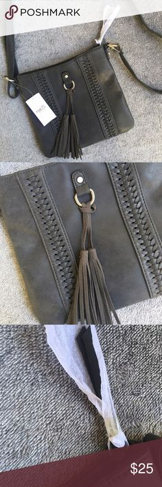"Boho Fringe Crossbody Bag • Boho Fringe Crossbody Bag  • New With Tags  Measurements: • Strap Drop - 19.5"" • Width - 9.5"" • Height - 9"" • Depth - 5"" Rue 21 Bags Crossbody Bags"