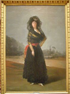 Goya, The Duchess of Alba