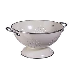 $10 - GEMAK Colander  - IKEA - because it's pretty
