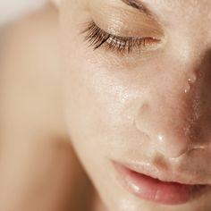 Skin care is more effective if your face is steamy-damp when you apply a product.