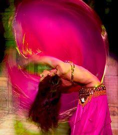 Belly dancer.♥