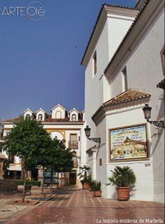 La historia moderna de Marbella