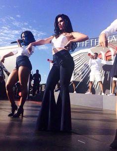 Normani and Lauren Fifth Harmony