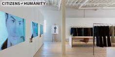 Showroom Citizens of Humanity