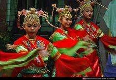 Pagelaran Tari Betawi #Indonesië