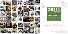 GREEN370 -From The Gate, Vegetarian Restaurant in London - Michael Daniel.
