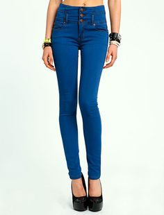 Midnight High Waist Jeans. In a different color, but yes