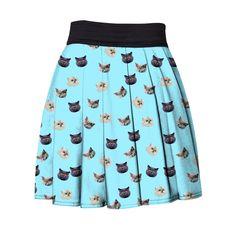 Kitty 1 circle skirt / Mr. Gugu & Miss Go