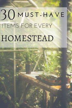 One Ash Farm and Dairy Homestead: 30 Must-Have Items For Every Homestead books! Homestead Survival, Homestead Farm, Homestead Gardens, Farm Gardens, Survival Skills, Homestead Living, Homestead Layout, Garden Farm, Survival Life