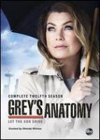 LINKcat Catalog › Details for: Grey's anatomy, complete twelfth season (DVD)