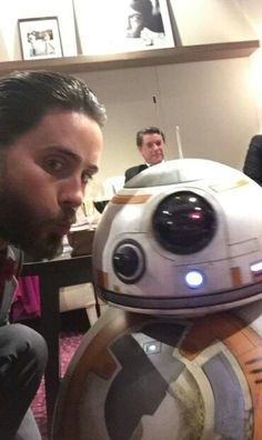 Jared & BB8...