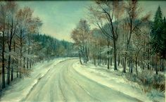 Do Srb v zimě