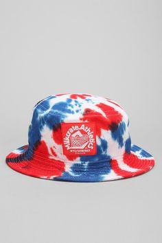 Milkcrate Athletics USA Tie-Dye Bucket Hat