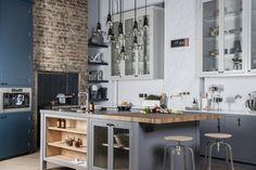 Cozinhas industriais por Davonport