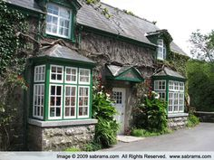 Quiet Man House Replica, Cong Ireland