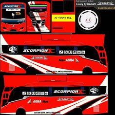 101+ Livery BUSSID (Bus Simulator Indonesia) HD SHD Koleksi Lengkap Terbaru - Raina.id Scorpio Car, Star Bus, Energy Bus, Bus Games, Ashok Leyland, First Bus, Luxury Bus, Double Decker Bus, New Bus