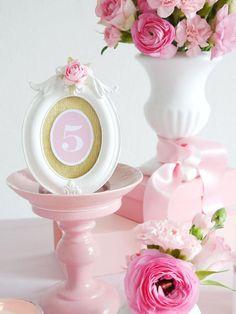 #DIYWeddings  Elegant table numbers that double as wedding keepsakes>> http://www.hgtv.com/handmade/printable-diy-table-numbers-for-weddings/index.html?soc=pinterest
