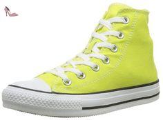 Converse - CT HI Citronelle - 142370F - Couleur: Vert - Pointure: 37.5 - Chaussures converse (*Partner-Link)