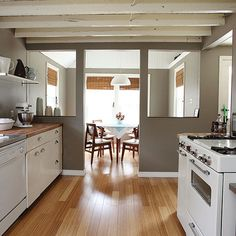 After looking through many sustainable floor materials for their new home, one couple settles on bamboo flooring for the majority of their living space. As with many house-building choices, finding a truly green bamboo floor requires a little product research. data-pin-do=