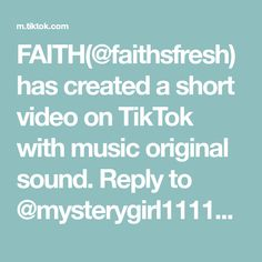 FAITH(@faithsfresh) has created a short video on TikTok with music original sound. Reply to @mysterygirl11111111111 the HOLY GRAIL of pasta sauces #healthyrecipes #fyp #foryou Always Hungry, The Originals, Music, Recipes, Pasta Sauces, Vegetarian, Faith, Chicken, Dinner