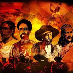 All four recent Emperors of Ethiopia