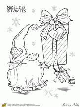 les tomtes lutins suedois cadeaux