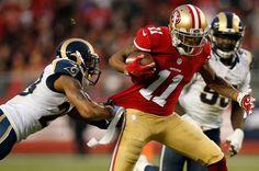 Quinton Patton Photos - St Louis Rams v San Francisco 49ers - Zimbio