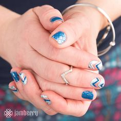 dream come true and denim chic Jamberry nail wraps from the new autumn 2016 catalogue https://jesssjammingjams.jamberry.com/au/en/shop/shop/for/nail-wraps?collection=collection%3A%2F%2F1090#.Vq-QD7IrJhE