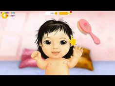 Fun Girl Care Kids Game 😜 Sweet Baby Girl Daycare 4 🌶️ Newborn Nanny Hel... Baby Sitting, Watch V, Games For Kids, Cool Girl, Sweet, Youtube, Anime, Fun, Games For Children