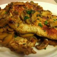 Chicken Breasts with Balsamic Vinegar and Garlic Recipe - Allrecipes.com