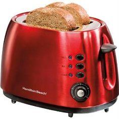 Hamilton Beach 2 Slice Metal Toaster
